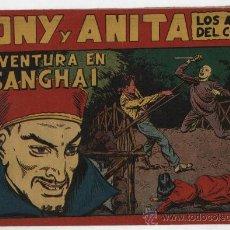 Tebeos: TONY Y ANITA Nº 66. MAGA 1951.. Lote 24983644