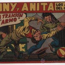 Giornalini: TONY Y ANITA Nº 67. MAGA 1951.. Lote 24983667