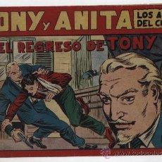 Tebeos: TONY Y ANITA Nº 68. MAGA 1951.. Lote 24983688