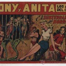 Tebeos: TONY Y ANITA Nº 79. MAGA 1951.. Lote 24983861