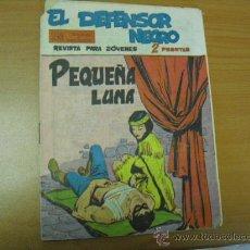 Tebeos: EL DEFENSOR NEGRO Nº 14 MAGA 1963, PICO CORTADO. Lote 25102187