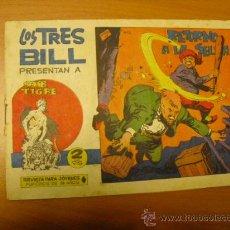 Tebeos: LOS TRES BILL SAHIB TIGRE Nº 3,MAGA 1964. Lote 27417939