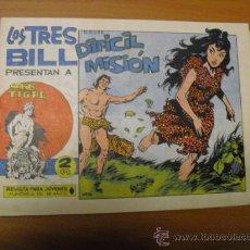 Tebeos: LOS TRES BILL SAHIB TIGRE Nº 16, MAGA 1964. Lote 27417933