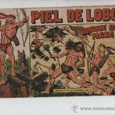 Tebeos: PIEL DE LOBO Nº13 ORIGINAL. Lote 25156323