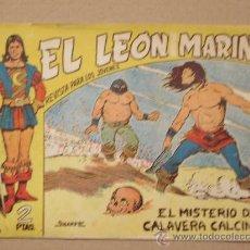 Giornalini: EL LEON MARINO Nº 12 - EL MISTERIO DE LA CALAVERA CALCINADA. Lote 25936097