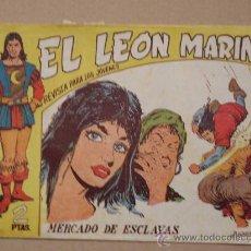 Giornalini: EL LEON MARINO Nº 18 - MERCADO DE ESCLAVAS. Lote 25936112