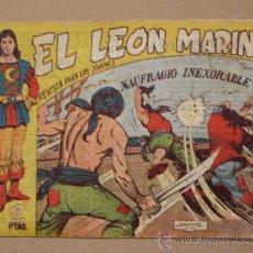 Giornalini: EL LEON MARINO Nº 23 - NAUFRAGIO INEXORABLE. Lote 25936123