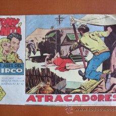 Giornalini: TONI Y ANITA, LOS ASES DEL CIRCO Nº 13 -- MAGA -- ORIGINAL DE LA EPOCA. Lote 26082175