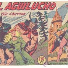 Tebeos: EL AGUILUCHO Nº. 63, ORIGINAL. Lote 26084126