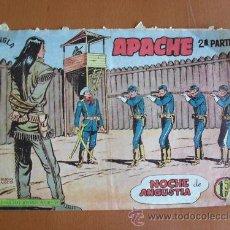 Tebeos: APACHE Nº 32 - II PARTE -- MAGA -- ORIGINAL DE LA EPOCA. Lote 26102840