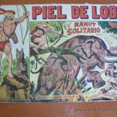 Tebeos: PIEL DE LOBO Nº 11 -- MAGA -- ORIGINAL DE LA EPOCA. Lote 26102991