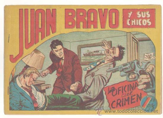 JUAN BRAVO Nº 29, ORIGINAL (Tebeos y Comics - Maga - Otros)