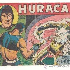 Tebeos: HURACAN Nº. 8, ORIGINAL. Lote 26104434