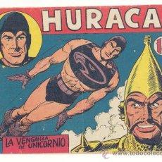 Tebeos: HURACAN Nº. 5, ORIGINAL. Lote 26104442