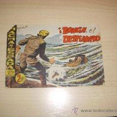 Tebeos: HACHA Y ESPADA Nº 33, EDITORIAL MAGA. Lote 26198194