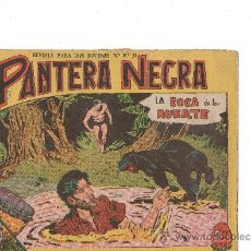 Tebeos: PANTERA NEGRA Nº 6 EDITA MAGA. Lote 26497156