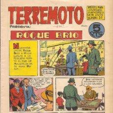 Tebeos: TERREMOTO Nº 30 PENULTIMO DE LA COLECCION. Lote 26959247