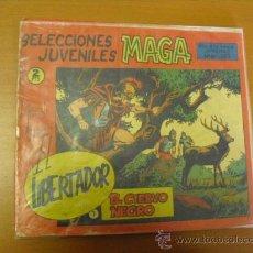 Tebeos: EL LIBERTADOR Nº 7, DE MAGA 1965. Lote 26961404