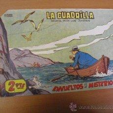 Tebeos: LA CUADRILLA Nº 5, DE MAGA 1961 PICO CORTADO. Lote 26982365