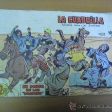 Tebeos: LA CUADRILLA Nº 22, DE MAGA 1961. Lote 26982487