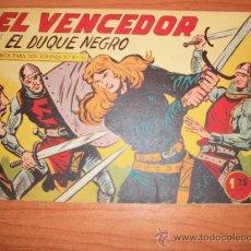 Livros de Banda Desenhada: EL DUQUE NEGRO Nº 20 EDITORIAL MAGA ORIGINAL . Lote 27173591