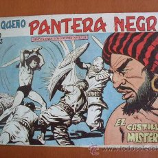 Tebeos: PEQUEÑO PANTERA NEGRA Nº 137 -- MAGA -- ORIGINAL. Lote 27164567