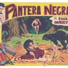 Tebeos: PANTERA NEGRA N.º 6 ( DE 1,25 ) , ORIGINAL. Lote 27192215