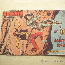 Livros de Banda Desenhada: APACHE 2ª PARTE Nº 54, EDITORIAL MAGA. Lote 27477434