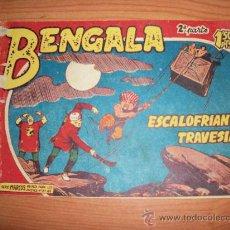 Tebeos: BENGALA 2ª Nº 27 EDITORIAL MAGA 1959 ORIGINAL . Lote 27674019
