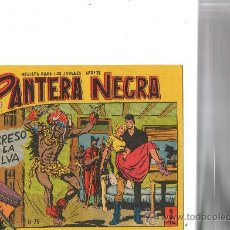 Tebeos: PANTERA NEGRA DE 2 PTS Nº 38 DE MAGA . Lote 27746296
