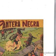 Tebeos: PANTERA NEGRA DE 2 PTS Nº 15 DE MAGA. Lote 27748996