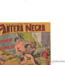 Tebeos: PANTERA NEGRA DE 2 PTS Nº 20 DE MAGA. Lote 27749018