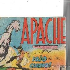 Tebeos: APACHE Nº 39 DE MAGA . Lote 27749310
