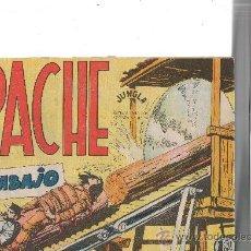 Tebeos: APACHE Nº 45 DE MAGA . Lote 27749325