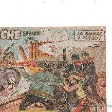 Tebeos: APACHE 2ª Nº 33 DE MAGA . Lote 27754848