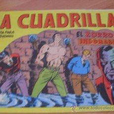 Tebeos: LA CUADRILLA Nº 2 ( ORIGINAL ED. MAGA ) ( MG1). Lote 27767416