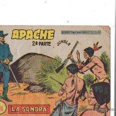 BDs: APACHE 2ª PARTE Nº 63 DE MAGA . Lote 27952809
