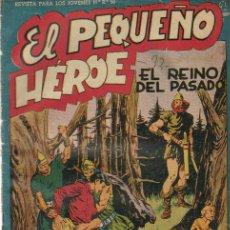Tebeos: EL PEQUEÑO HEROE Nº 34 - ED.MAGA 1956. Lote 28097705