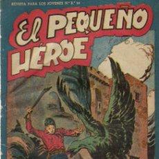 Tebeos: EL PEQUEÑO HEROE Nº 42 - ED.MAGA 1956. Lote 28097793