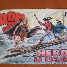 Tebeos: DON Z Nº 29 ** HERO LA ESCLAVA ** MAGA ** ORIGINAL EPOCA. Lote 28098565
