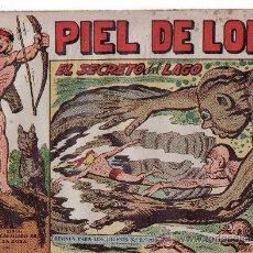 Tebeos: EL SECRETO DEL LAGO Nº59. SERIE EL CABALLERO DE LA ROSA.. Lote 28100956