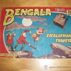 Tebeos: BENGALA 2ª Nº 27 EDITORIAL MAGA 1959 ORIGINAL . Lote 28143929