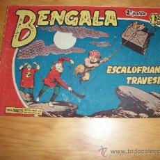 Tebeos: BENGALA 2ª Nº 27 EDITORIAL MAGA 1959 ORIGINAL . Lote 28143949