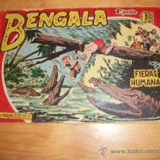 Tebeos: BENGALA 2ª Nº 12 EDITORIAL MAGA 1959 ORIGINAL . Lote 28144070