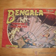 Tebeos: BENGALA 2ª Nº 28 EDITORIAL MAGA 1959 ORIGINAL . Lote 28144157