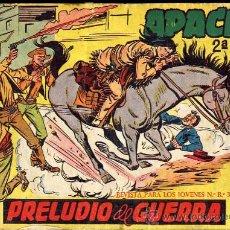 Tebeos: APACHE 2ª PARTE-CLAUDIO TINOCO -SUELTOS CAJA 49 BIBLIOTECA. Lote 28250093