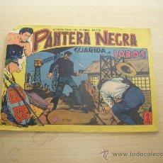 Tebeos: PANTERA NEGRA Nº 30, DE 2 PTAS, EDITORIAL MAGA. Lote 28360169