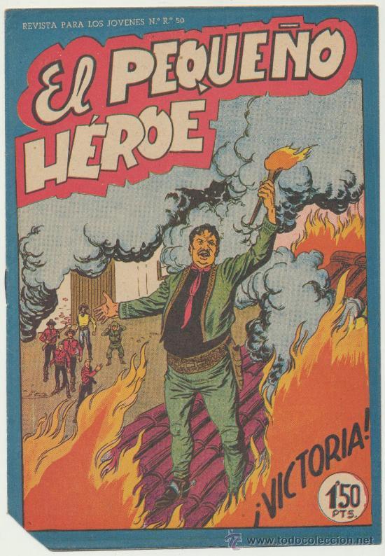 EL PEQUEÑO HÉROE Nº 32. ¡SIN ABRIR! (Tebeos y Comics - Maga - Pequeño Héroe)