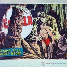 Tebeos: COMIC, BENGALA, LA SIMA DE LA MUERTE NEGRA, Nº 31, 1959, MAGA, ORIGINAL,. Lote 28488209