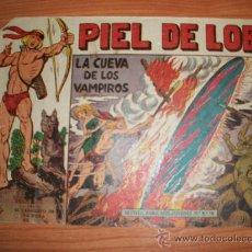 Tebeos: PIEL DE LOBO Nº 27 EDITORIAL MAGA ORIGINAL . Lote 28513296